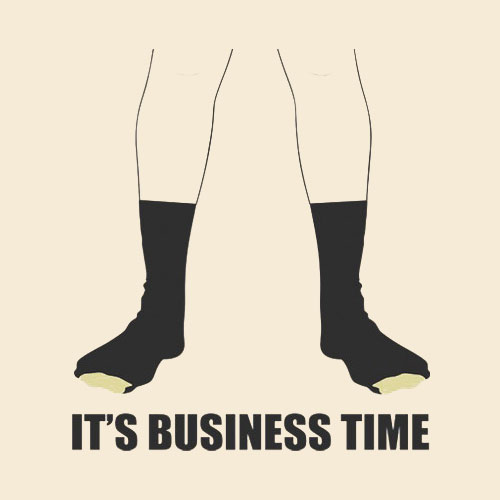 its business time